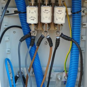 Złącze kablowe